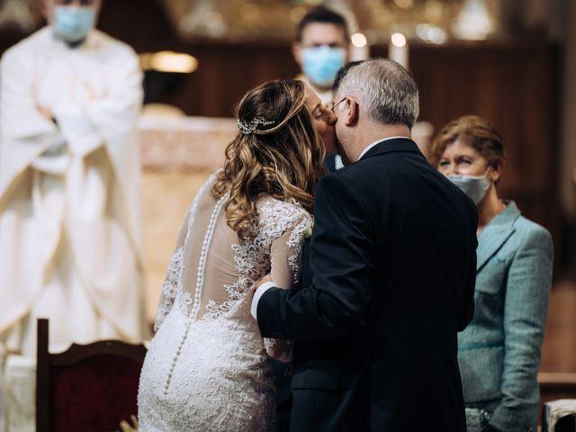 Il matrimonio di Andrea e Erika a Garbagnate Milanese, Milano 36