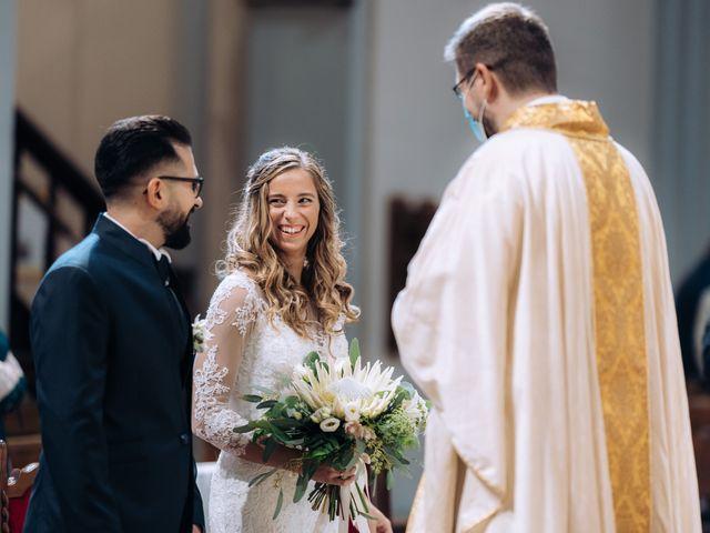 Il matrimonio di Andrea e Erika a Garbagnate Milanese, Milano 40