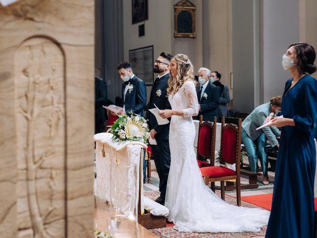 Il matrimonio di Andrea e Erika a Garbagnate Milanese, Milano 41