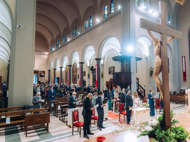 Il matrimonio di Andrea e Erika a Garbagnate Milanese, Milano 42