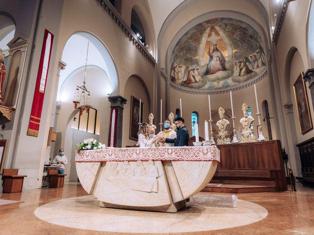 Il matrimonio di Andrea e Erika a Garbagnate Milanese, Milano 44