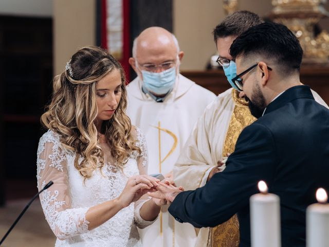 Il matrimonio di Andrea e Erika a Garbagnate Milanese, Milano 46