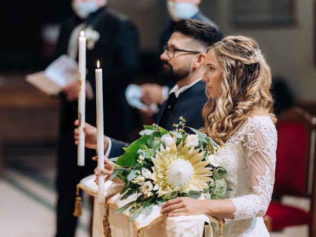 Il matrimonio di Andrea e Erika a Garbagnate Milanese, Milano 48