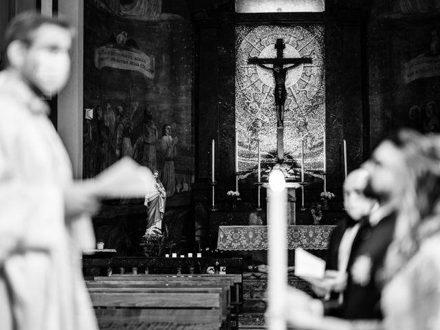 Il matrimonio di Andrea e Erika a Garbagnate Milanese, Milano 49