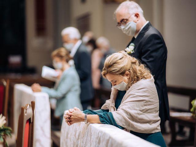 Il matrimonio di Andrea e Erika a Garbagnate Milanese, Milano 50