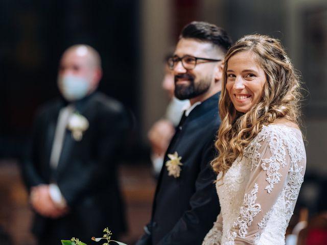 Il matrimonio di Andrea e Erika a Garbagnate Milanese, Milano 51