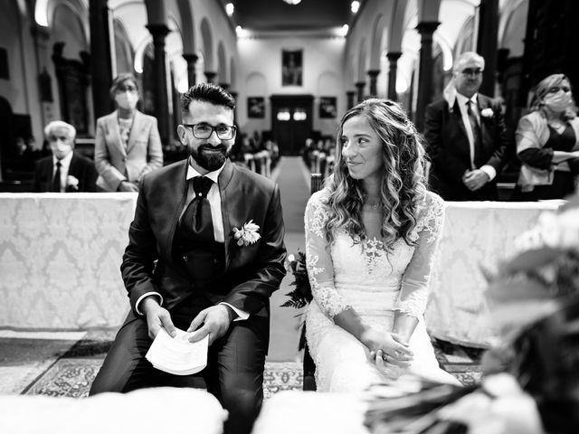 Il matrimonio di Andrea e Erika a Garbagnate Milanese, Milano 52