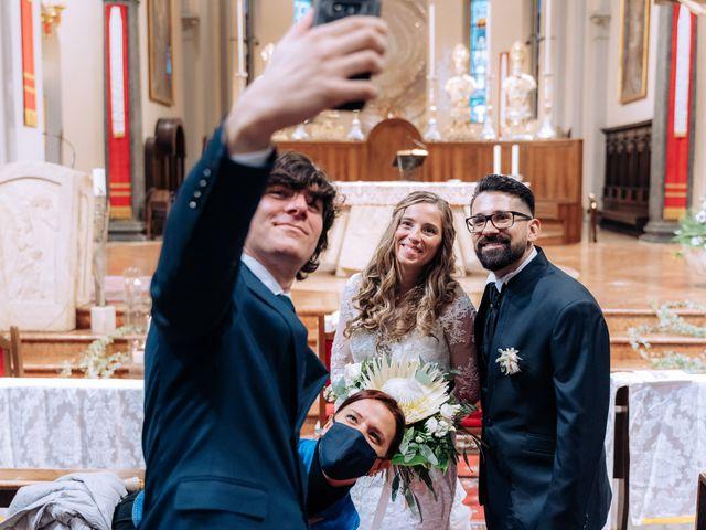 Il matrimonio di Andrea e Erika a Garbagnate Milanese, Milano 57