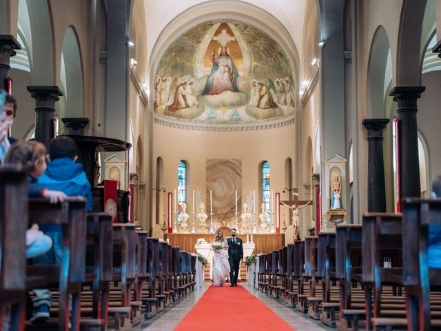 Il matrimonio di Andrea e Erika a Garbagnate Milanese, Milano 58