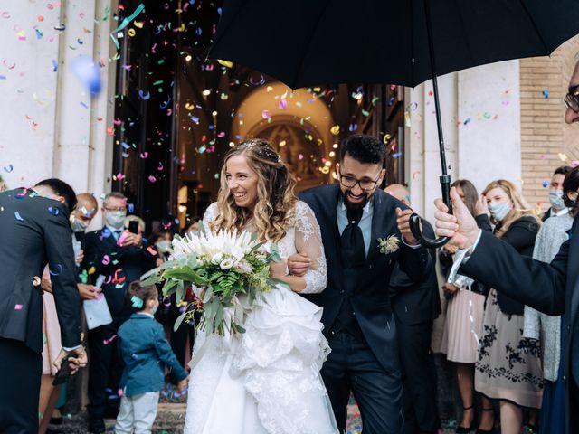 Il matrimonio di Andrea e Erika a Garbagnate Milanese, Milano 61