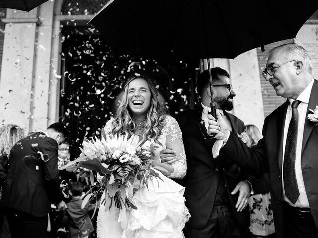 Il matrimonio di Andrea e Erika a Garbagnate Milanese, Milano 62