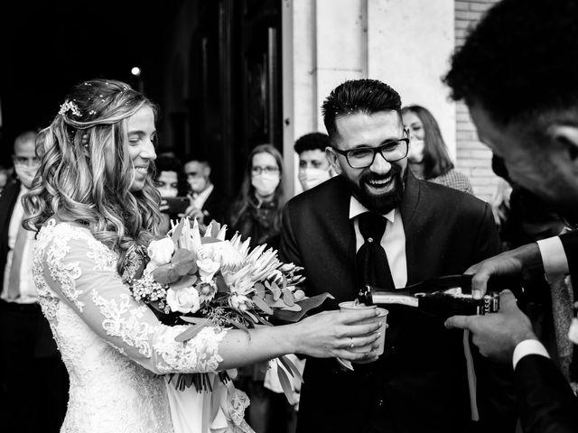 Il matrimonio di Andrea e Erika a Garbagnate Milanese, Milano 63