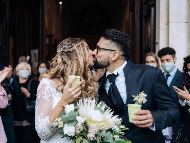 Il matrimonio di Andrea e Erika a Garbagnate Milanese, Milano 64