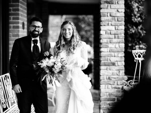 Il matrimonio di Andrea e Erika a Garbagnate Milanese, Milano 76