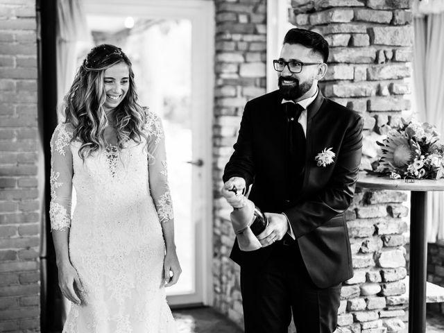 Il matrimonio di Andrea e Erika a Garbagnate Milanese, Milano 78
