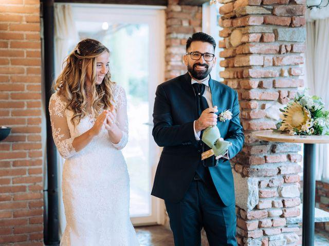Il matrimonio di Andrea e Erika a Garbagnate Milanese, Milano 79