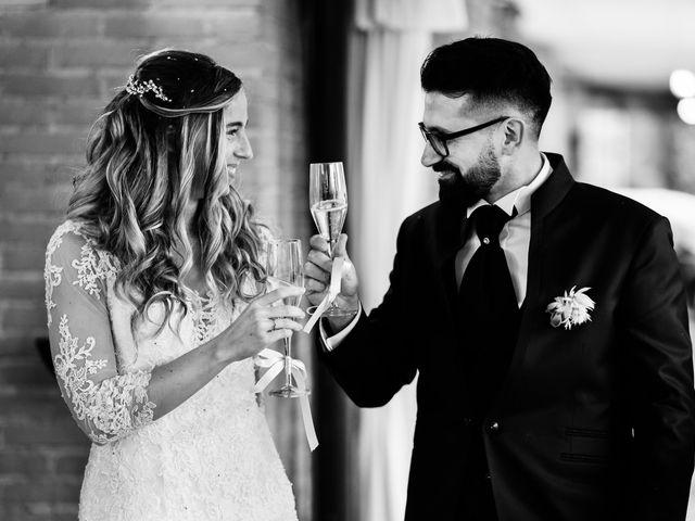 Il matrimonio di Andrea e Erika a Garbagnate Milanese, Milano 81