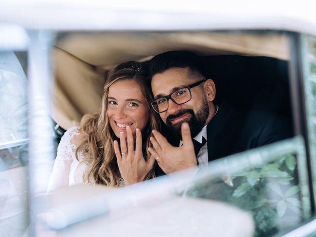 Il matrimonio di Andrea e Erika a Garbagnate Milanese, Milano 82