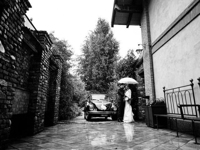 Il matrimonio di Andrea e Erika a Garbagnate Milanese, Milano 84