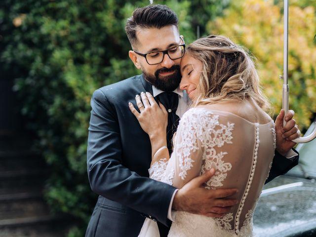 Il matrimonio di Andrea e Erika a Garbagnate Milanese, Milano 85