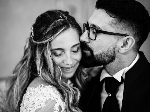 Il matrimonio di Andrea e Erika a Garbagnate Milanese, Milano 88
