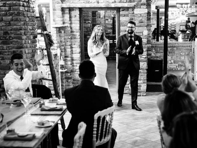 Il matrimonio di Andrea e Erika a Garbagnate Milanese, Milano 92