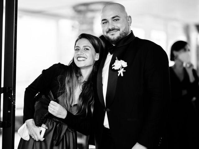 Il matrimonio di Andrea e Erika a Garbagnate Milanese, Milano 104