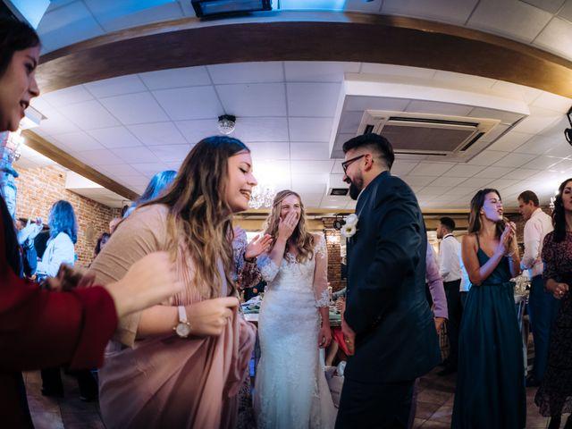 Il matrimonio di Andrea e Erika a Garbagnate Milanese, Milano 105