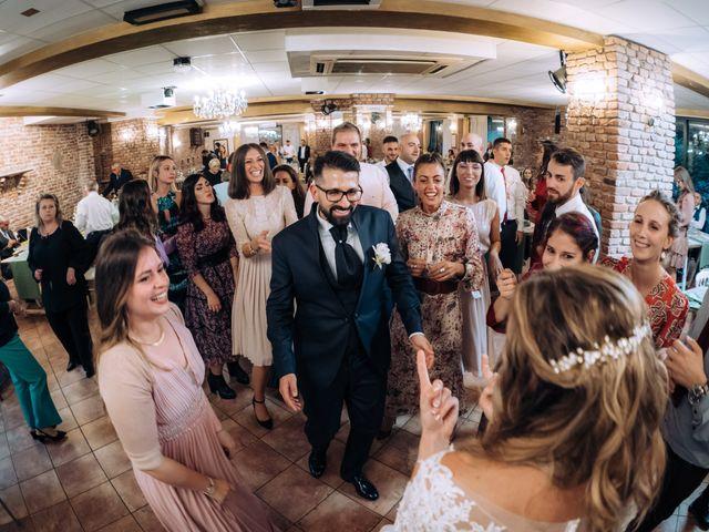 Il matrimonio di Andrea e Erika a Garbagnate Milanese, Milano 108