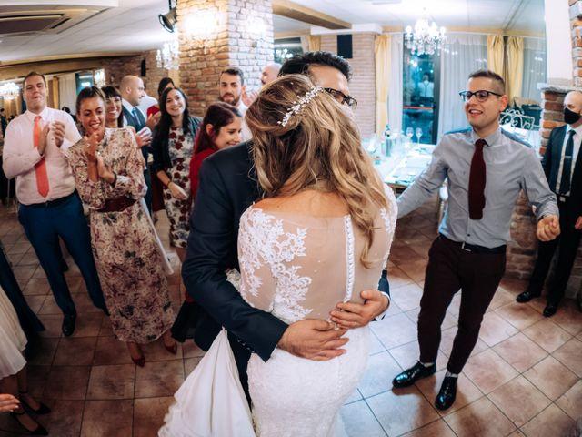 Il matrimonio di Andrea e Erika a Garbagnate Milanese, Milano 109