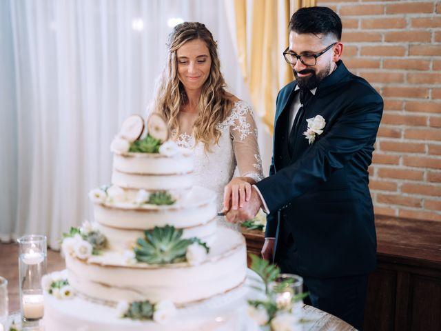 Il matrimonio di Andrea e Erika a Garbagnate Milanese, Milano 120