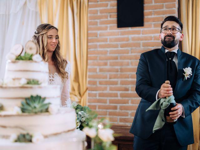 Il matrimonio di Andrea e Erika a Garbagnate Milanese, Milano 124