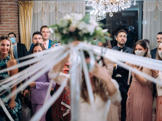 Il matrimonio di Andrea e Erika a Garbagnate Milanese, Milano 128
