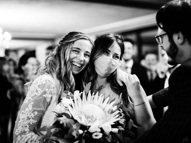Il matrimonio di Andrea e Erika a Garbagnate Milanese, Milano 130