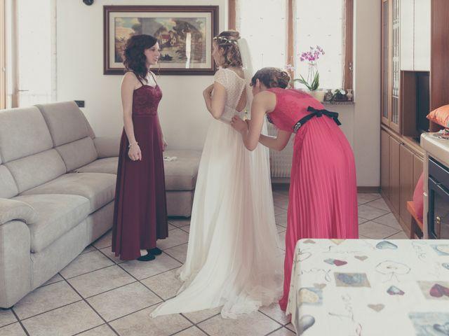 Il matrimonio di Manuel e Elisa a Civezzano, Trento 11