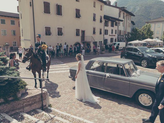 Il matrimonio di Manuel e Elisa a Civezzano, Trento 14