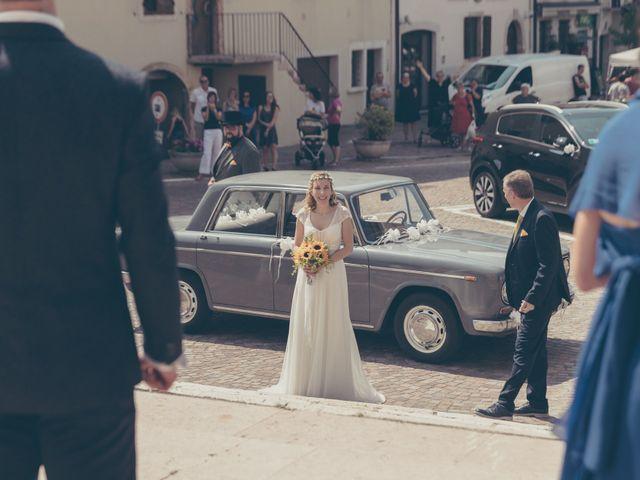 Il matrimonio di Manuel e Elisa a Civezzano, Trento 15