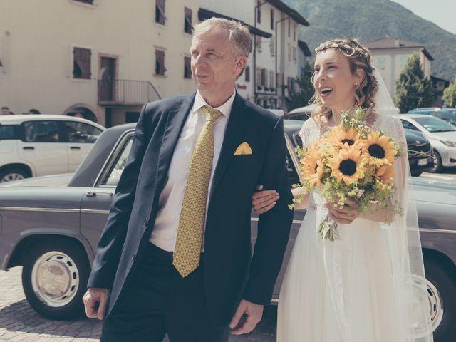 Il matrimonio di Manuel e Elisa a Civezzano, Trento 16