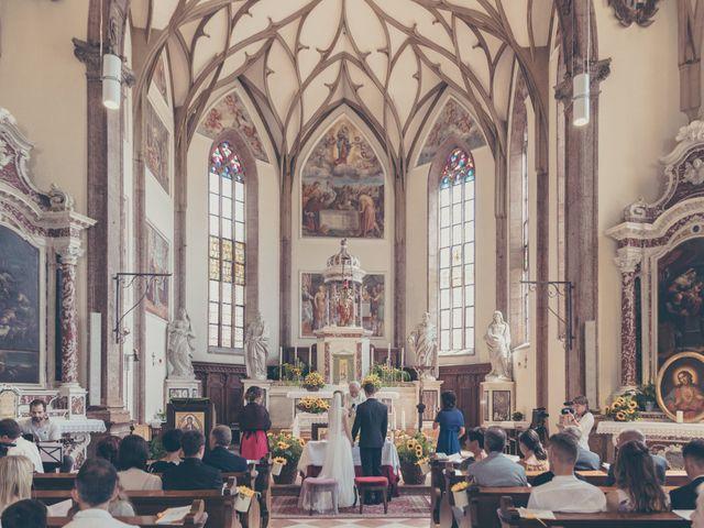 Il matrimonio di Manuel e Elisa a Civezzano, Trento 17