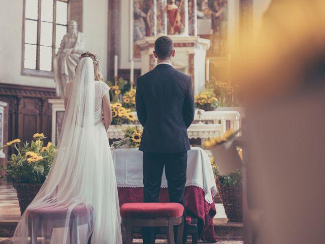 Il matrimonio di Manuel e Elisa a Civezzano, Trento 18