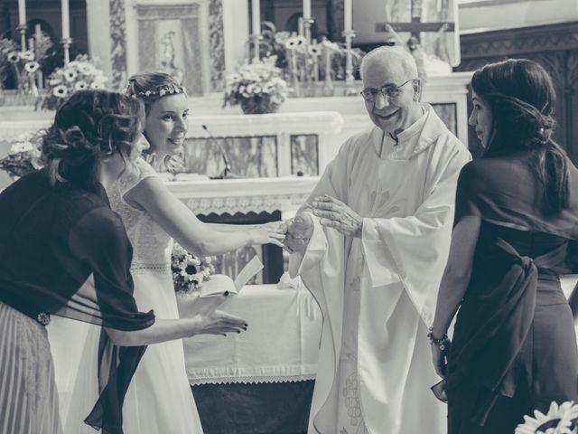 Il matrimonio di Manuel e Elisa a Civezzano, Trento 21