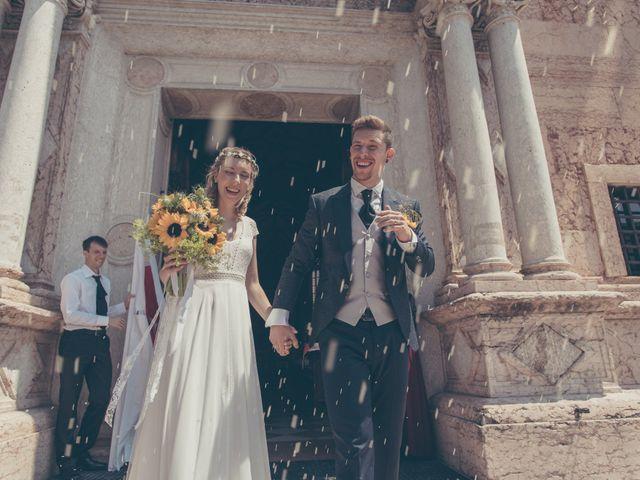 Il matrimonio di Manuel e Elisa a Civezzano, Trento 23