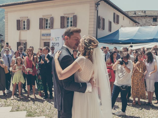 Il matrimonio di Manuel e Elisa a Civezzano, Trento 24