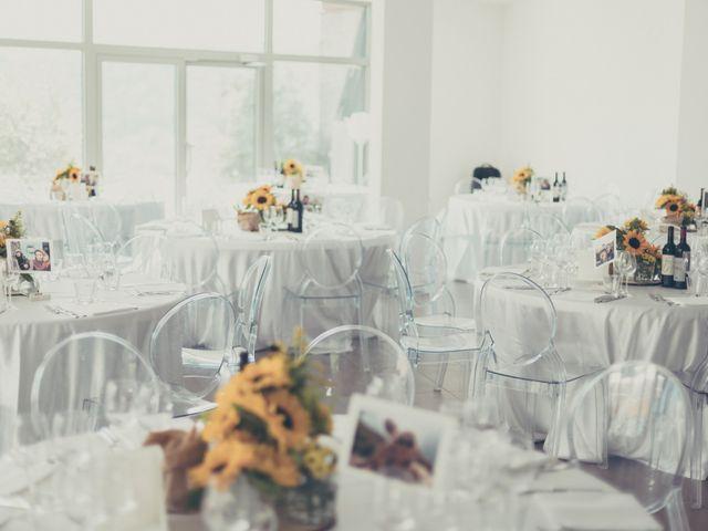 Il matrimonio di Manuel e Elisa a Civezzano, Trento 25