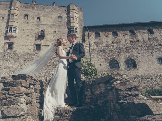 Il matrimonio di Manuel e Elisa a Civezzano, Trento 1