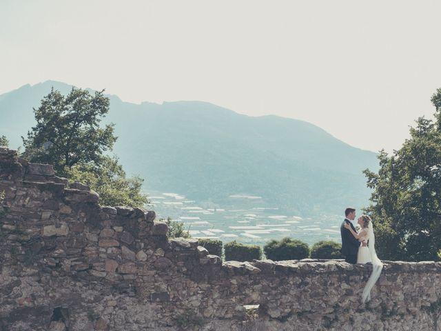Il matrimonio di Manuel e Elisa a Civezzano, Trento 29
