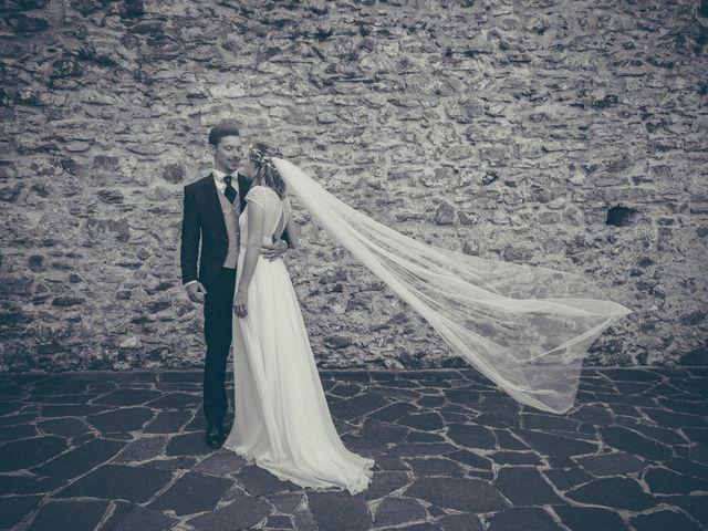 Il matrimonio di Manuel e Elisa a Civezzano, Trento 32