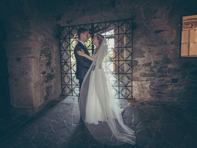 Il matrimonio di Manuel e Elisa a Civezzano, Trento 33