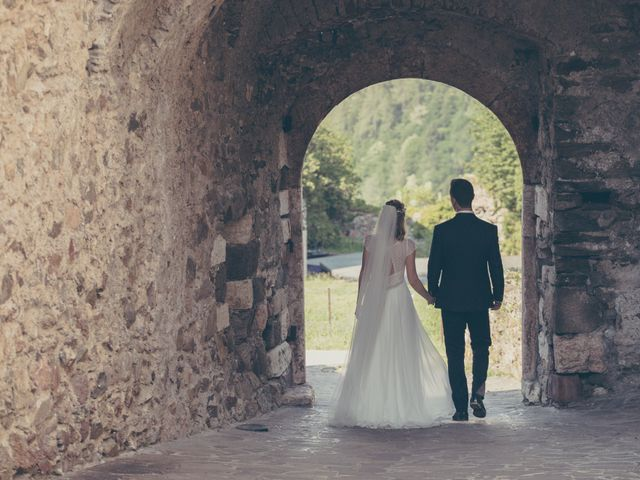 Il matrimonio di Manuel e Elisa a Civezzano, Trento 34