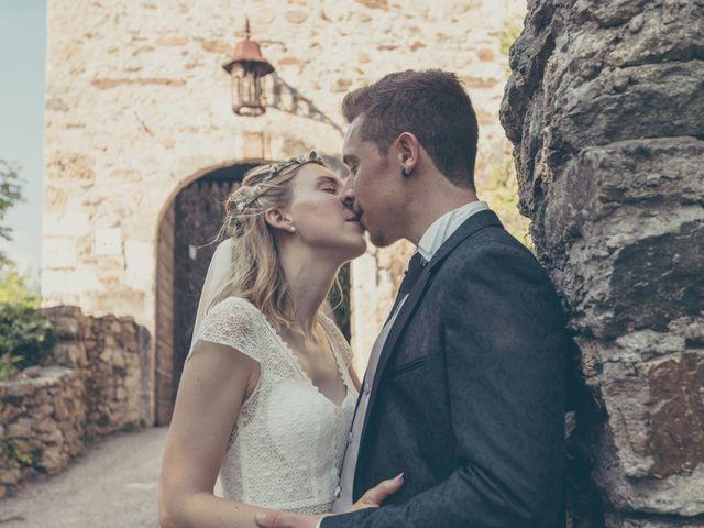 Il matrimonio di Manuel e Elisa a Civezzano, Trento 35